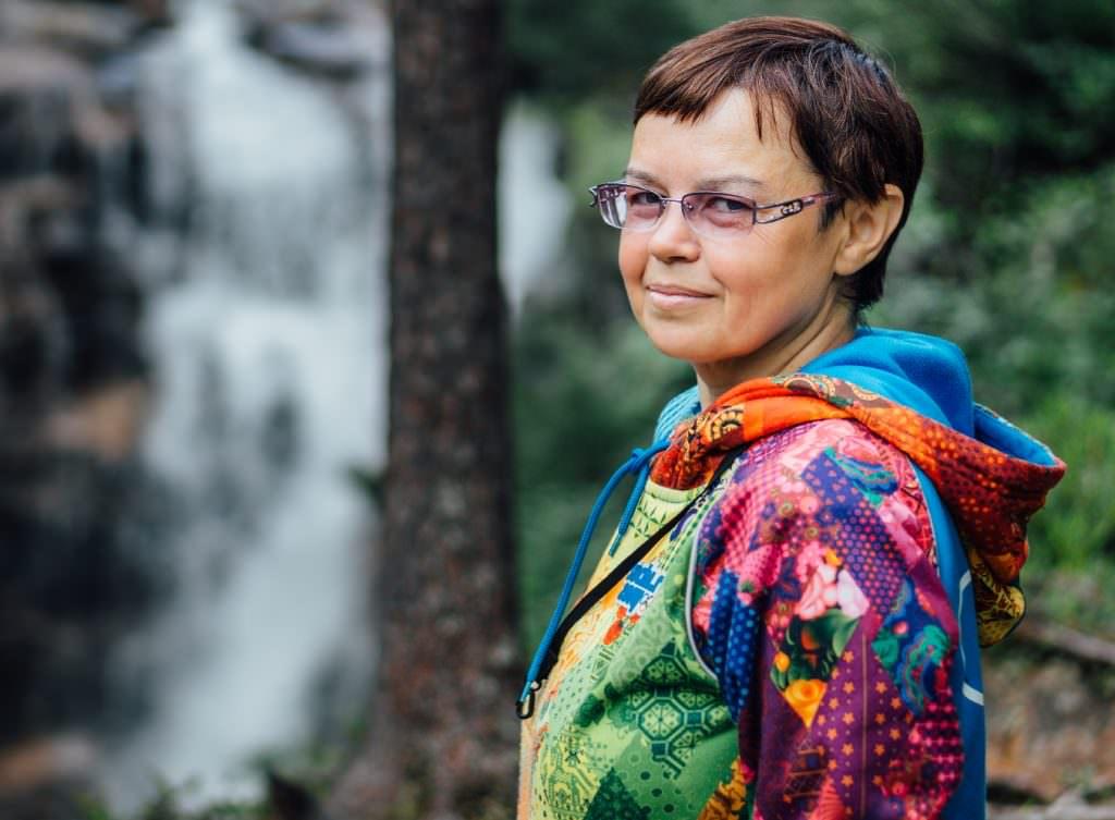 Наталья Хрипкова, г.Воронеж, Байкальский проект-2016