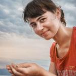 Участница Байкальского проекта 2009, смена 2