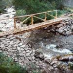 """Мост """"Юбилейный"""", построен на Байкальском проекте - 2010"""
