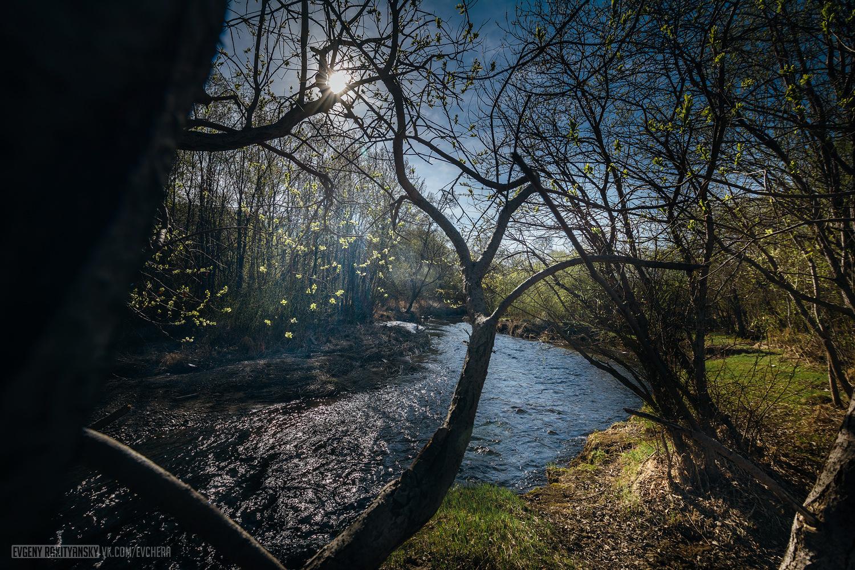 Река Култучная