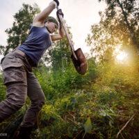 Волонтерский проект на Байкале 2017