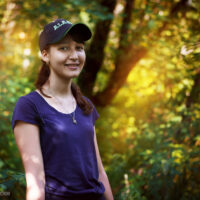 Лилия Казыханова, участница добровольческого реалити-шоу.