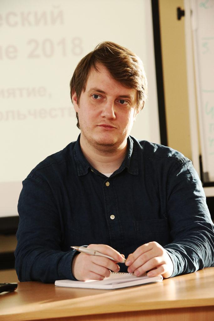 Максим Токарев стал Добровольцем России в этом году