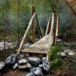 Мост «Спаси и Сохрани». Построен на бригадирской смене Байкальского проекта 2009