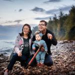 Семейное добровольчество на Байкальском проекте