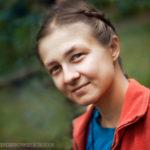Участница 1 смены Байкальского проекта 2016