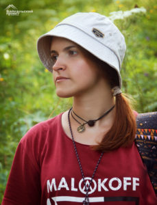 Волонтер Байкальского проекта - Маргарита Демина
