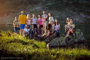 Команда 1 смены Байкальского проекта 2015