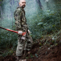 Волонтер на Байкале - Григорий Погребняк