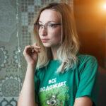 Дарья Родина, г.Москва. Волонтер на Байкале