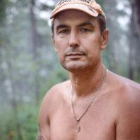 Рустам, волонтер на Байкальском проекте