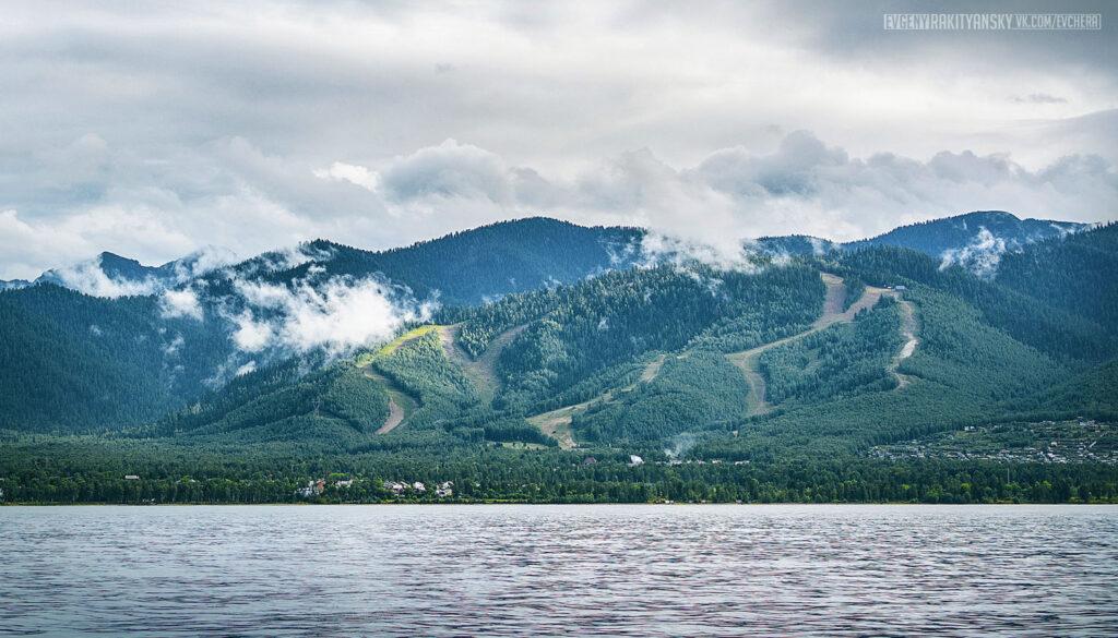 Экотропа в Байкальске