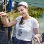 Алина Землянова, волонтер на Байкале из Санкт-Петербурга