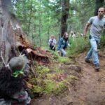Открытие Сказочной экотропы в Байкальске
