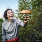 Собираем грибы на Сказочной тропе